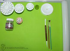 Gumpaste Gerbera Flower Tutorial | Pinkilop