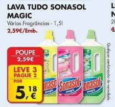 #lavatudo #sonasol #L3P2 #W33 #PD