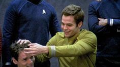 Well, who could resist? (Chekov-Kirk)