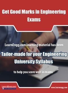 LearnEngg.com learning material has been Tailor-made for your Engineering University Syllabus to help you score well in exams. [click link in bio] #3dm #learnengg #3d