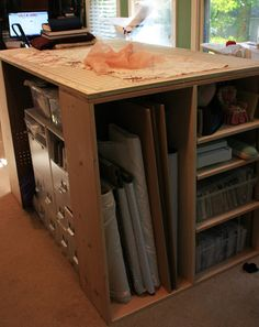 Sewing table envy
