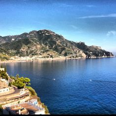 I am from Amalfi Coast