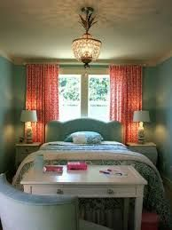 Coral curtains