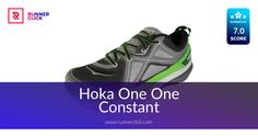 Hoka One One Constant Running Shoe Reviews, Trail Running Shoes, The One, Athlete