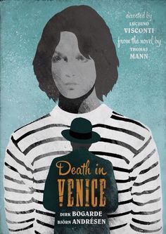 Poster from the film Death In Venice