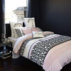 Mercer + Reid Promenade Quilt Covers & Coverlets www.adairs.com.au/bedroom/quilt-covers-&-coverlets/mercer-+-reid/promenade