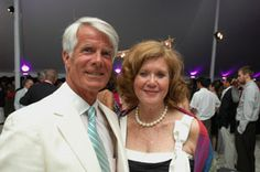 Michael Burns and Livvy Dinnee