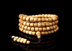 Thuja 8mm 108 prayer beads men bracelet women bracelets  high oil high density