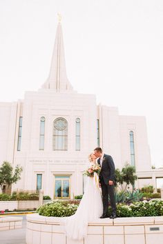 Gilbert, AZ temple, lds wedding