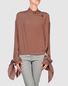 MANILA GRACE Women - Shirts - Blouse MANILA GRACE on YOOX United States - StyleSays