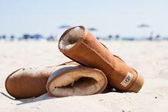 UGG Australia's classic sheepskin boot for women - the #Classic Short #Fall #UGGboots