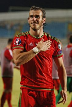 Gareth Bale Wales - Real Madrid