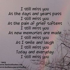 And I'll NEVER forget you.