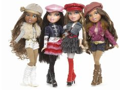 Bratz Are Back Again in 2015: What Happened to the Bratz? | Generation ...