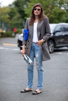 Los Zapatos Planos Que Las Chicas Fashion Están Usando Sin Parar   Cut & Paste – Blog de Moda