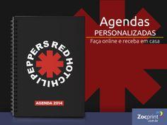 Agenda RHCP