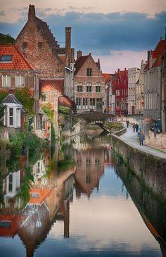 colors of Bruges <3