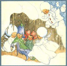 Ida Bohatta (1900–1992 in Wien), österreichische Kinderbuch-illustratorin und -autorin