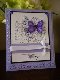 F4A215~Happiness Always by pinkberry - Cards and Paper Crafts at Splitcoaststampers