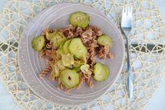 Žitná vřetena se zeleninou Potato Salad, Potatoes, Ethnic Recipes, Food, Potato, Meals, Yemek, Eten