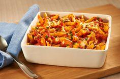 Make-Ahead Pizza-Pasta Bake Recipe - Kraft Recipes