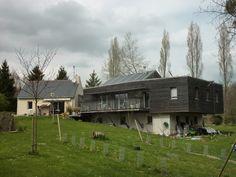 Feuilleté de bois par Altra architectes - Plessé / Loire-Atlantique (France)