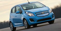 Chevy Reportedly Discontinues The Spark EV In Favor Of New Bolt #Chevrolet #Chevrolet_Bolt