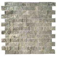 Kütahya Siyah 2.5X5 Fileli Patlatma Taş  www.tasdekorcum.com #dekor #patlatmatas #mozaik #dogaltas#naturalstonemosaic #naturalstone  Natural Stone Mosaic Natural Stone Wall Natural Stone Mosaic Subway Wall Tile Fileli Patlatma Taş Doğal Taş Patlatma Mozaik