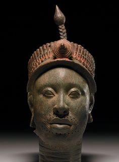 Wunmonije Compound, Ife, Nigeria, probably 1300s – early 1400s - British Museum.