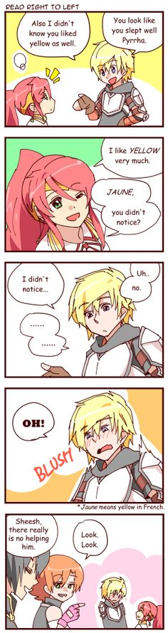 Jaune Arc: Master of perception