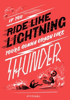 The Place Beyond the Pines - Jen Mussari Lettering Types Of Lettering, Brush Lettering, Lettering Design, Typographie Inspiration, Motorcycle Posters, Motorcycle Art, Typography Letters, Graphic Design Inspiration, Brand Inspiration