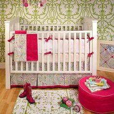 Sugar Baby 3 Piece Crib Bedding Set