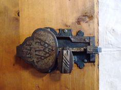 Armadio dipinto prov alta pusteria antichit evelina - Riconoscere mobili antichi ...