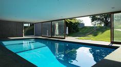 Fun Reasons To Own Luxury Swimming Pools – Pool Landscape Ideas Luxury Swimming Pools, Luxury Pools, Dream Pools, Swimming Pools Backyard, Swimming Pool Designs, Lap Pools, Pool Decks, Pool Landscaping, Small Indoor Pool