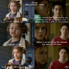 child, family, and teen wolf afbeelding