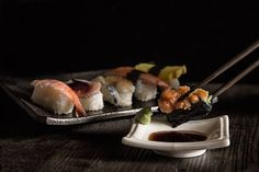 Sushi.  #food #hungry #dinner #sushi #seafood #pescatarian  #Japanese #craigfergusonimages