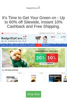 Best deals and coupons for BudgetPetCare.com