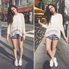 Bethany Mota's outfits are SO ADORABLE