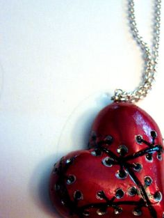 Thinking of a Tim Burton line of jewellery...