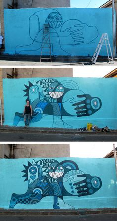 Street Art » Design You Trust – Design Blog and Community