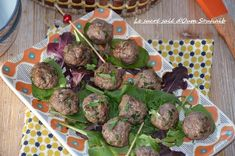 recette boulette de boeuf thaï - sauce soja