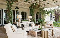 LOVE this outdoor living room - heirloom philosophy: June 2012