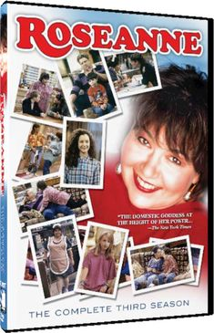 Roseanne - The Domestic Goddess is Back at a Budget Price for the 3rd and 4th Seasons