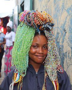 Noella E (@noellaa___) • Photos et vidéos Instagram Dreadlocks, Beads, Hair Styles, Photos, Instagram, Africa, Beading, Hair Plait Styles, Pictures