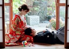 みんなやってるから真似したいっ♡和装前撮りで絶対やりたい《定番ショット》特集* Wedding Notes, Wedding Bride, Wedding Cards, Wedding Shot, Japanese Couple, Crazy Wedding, Wedding Kimono, Japanese Wedding, Wedding Mood Board