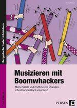 Musizieren mit Boomwhackers - Buch