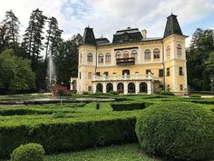 Betliar Big Country, Most Visited, Terrace, The Good Place, Milan, Exterior, Country Houses, Travel Europe, Mansions