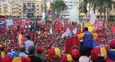 LA VOZ DE SAN JOAQUIN: 54,3% de los venezolanos votaría por el presidente...