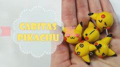 Caritas Pikachu  Polymer Clay Tutorial | Fimo | Porcelana | Plastilina