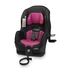 Best Convertible Car Seat Safety 1st For Kids Removable Pad 5-pt. Harness System #Evenflo